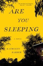 Are You Sleeping book cover