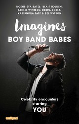 Imagines: Boy Band Babes book cover