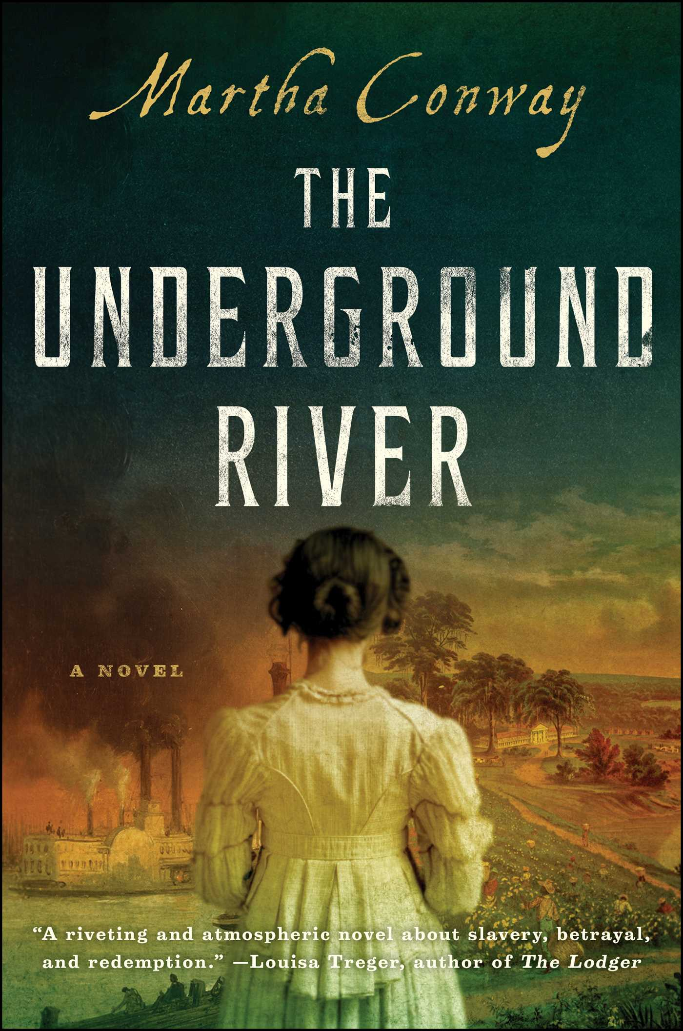 The underground river 9781501160202 hr
