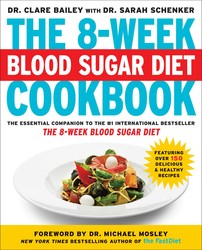8-Week Blood Sugar Diet Cookbook