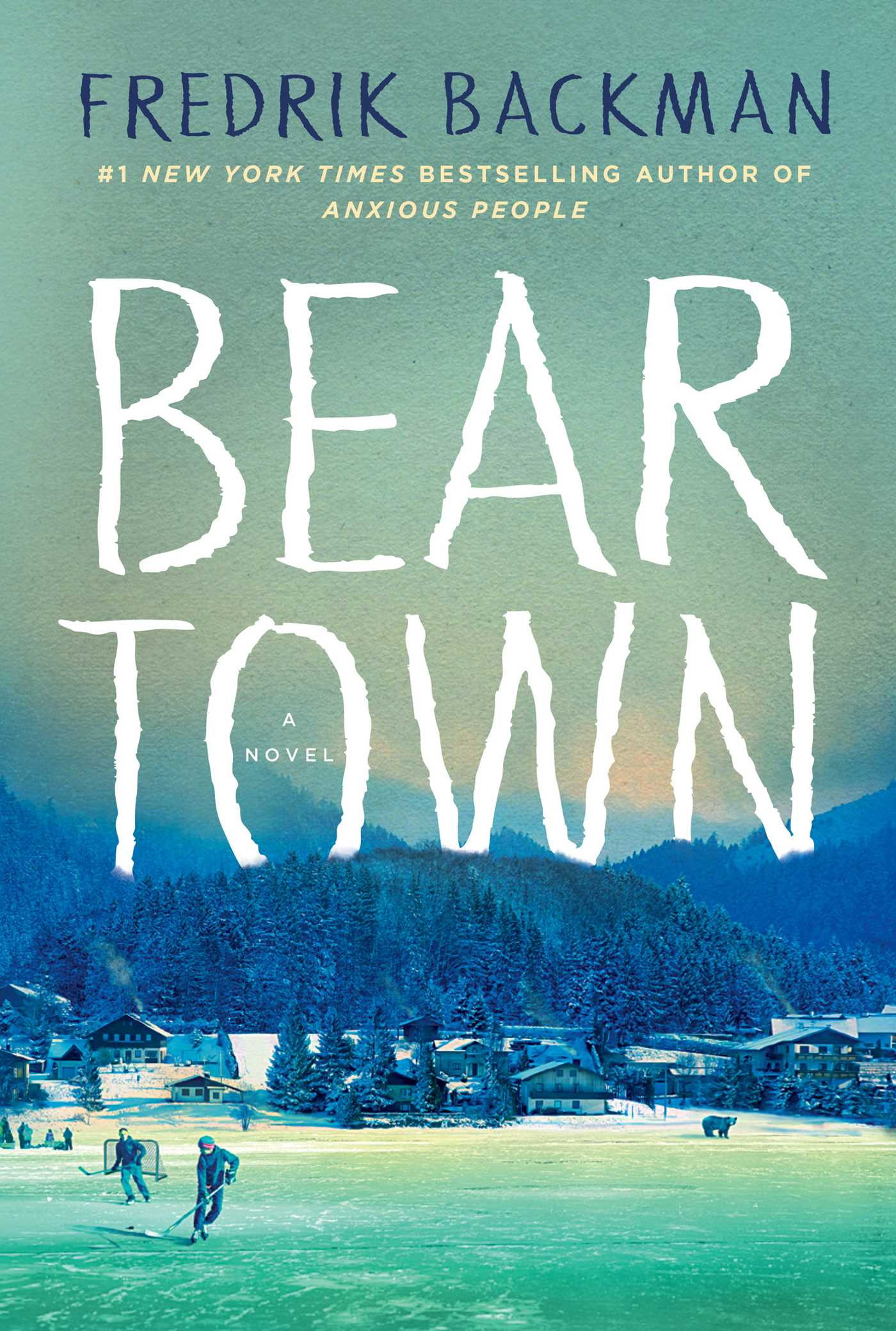 Beartown 9781501160769 hr