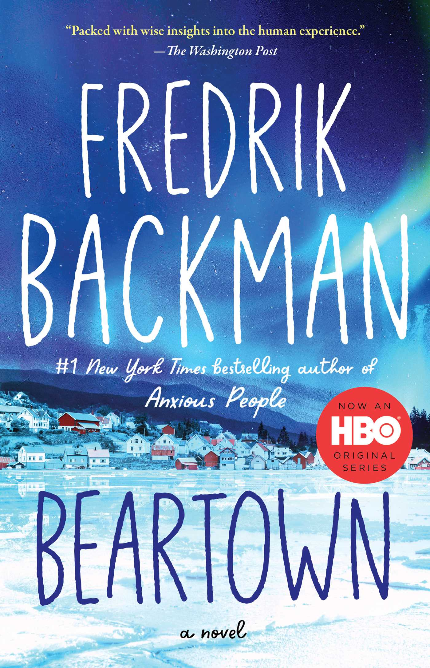 Beartown 9781501160776 hr