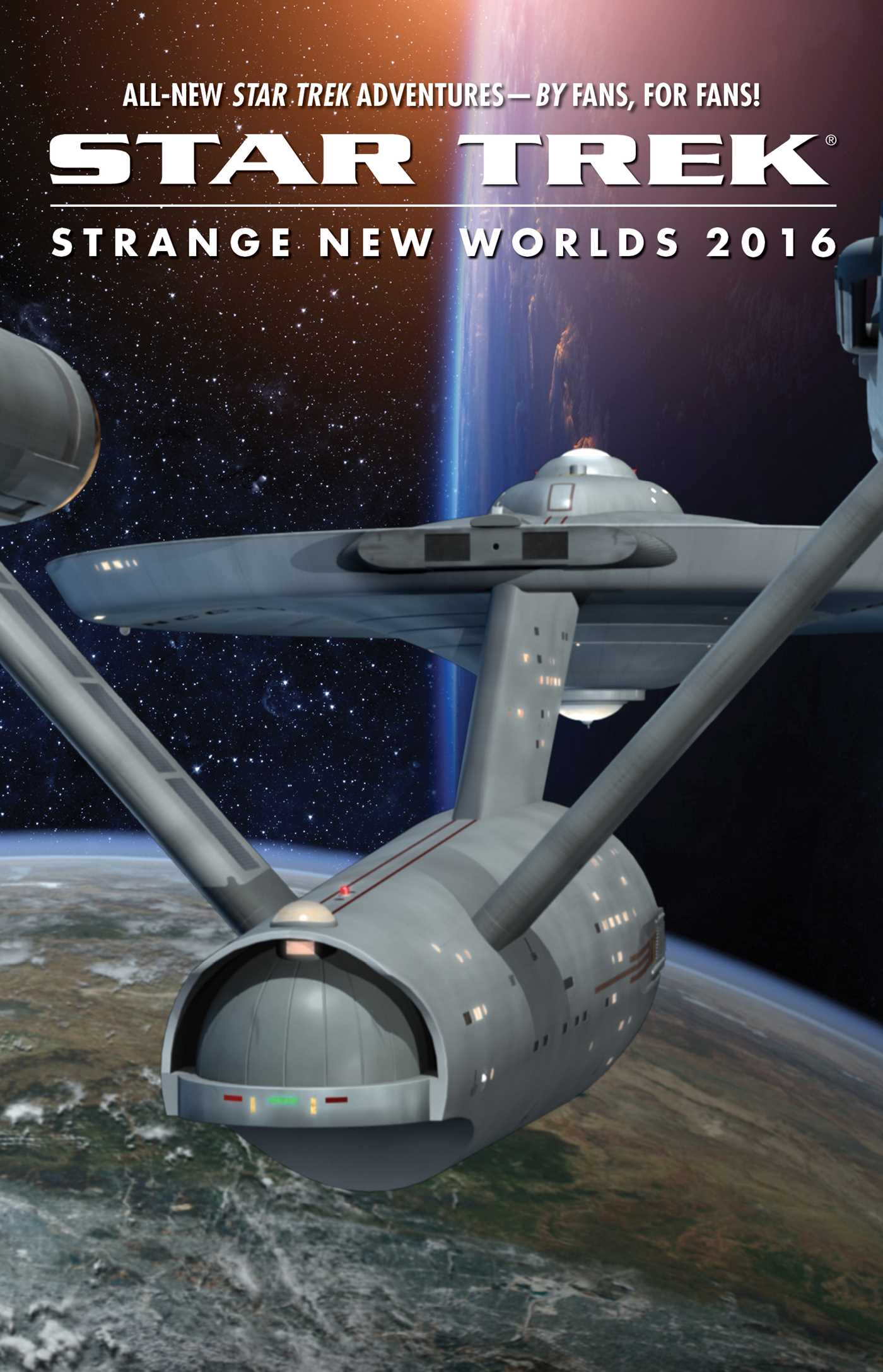 Strange new worlds 2016 9781501161582 hr