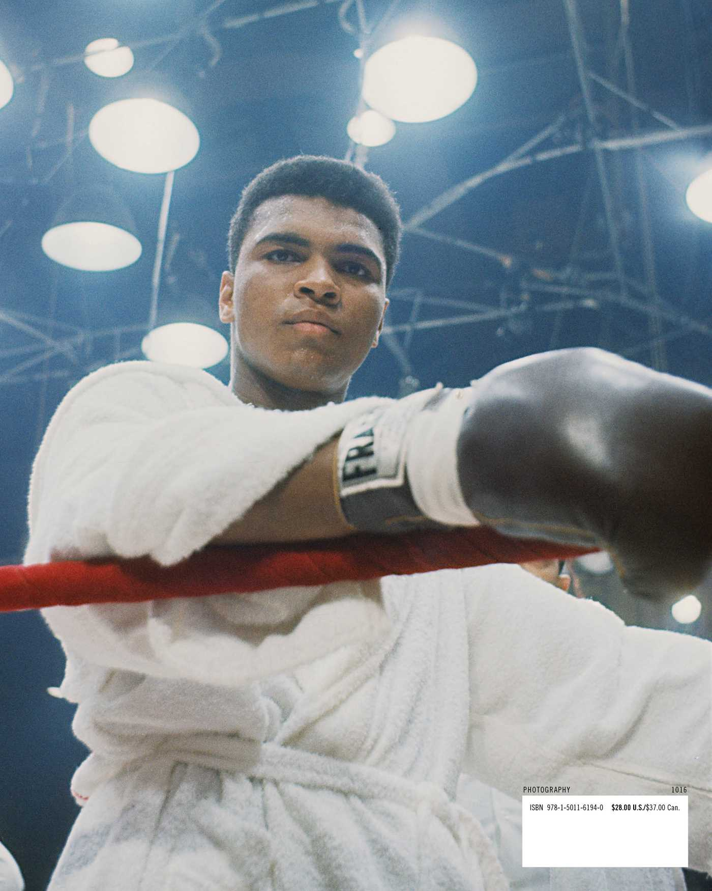 Muhammad ali unfiltered 9781501161940 hr back