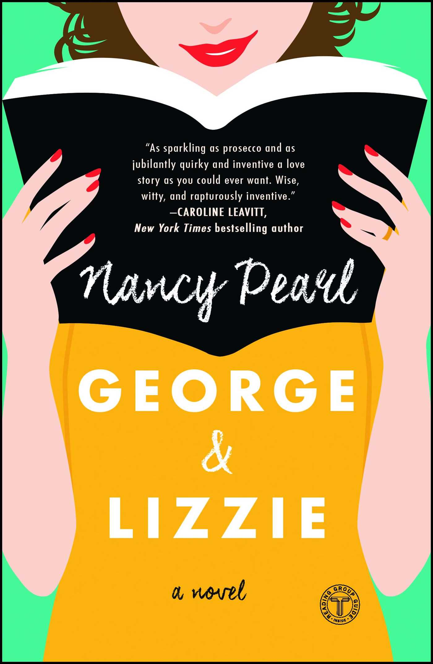 George And Lizzie Book By Nancy Pearl Official Publisher Page