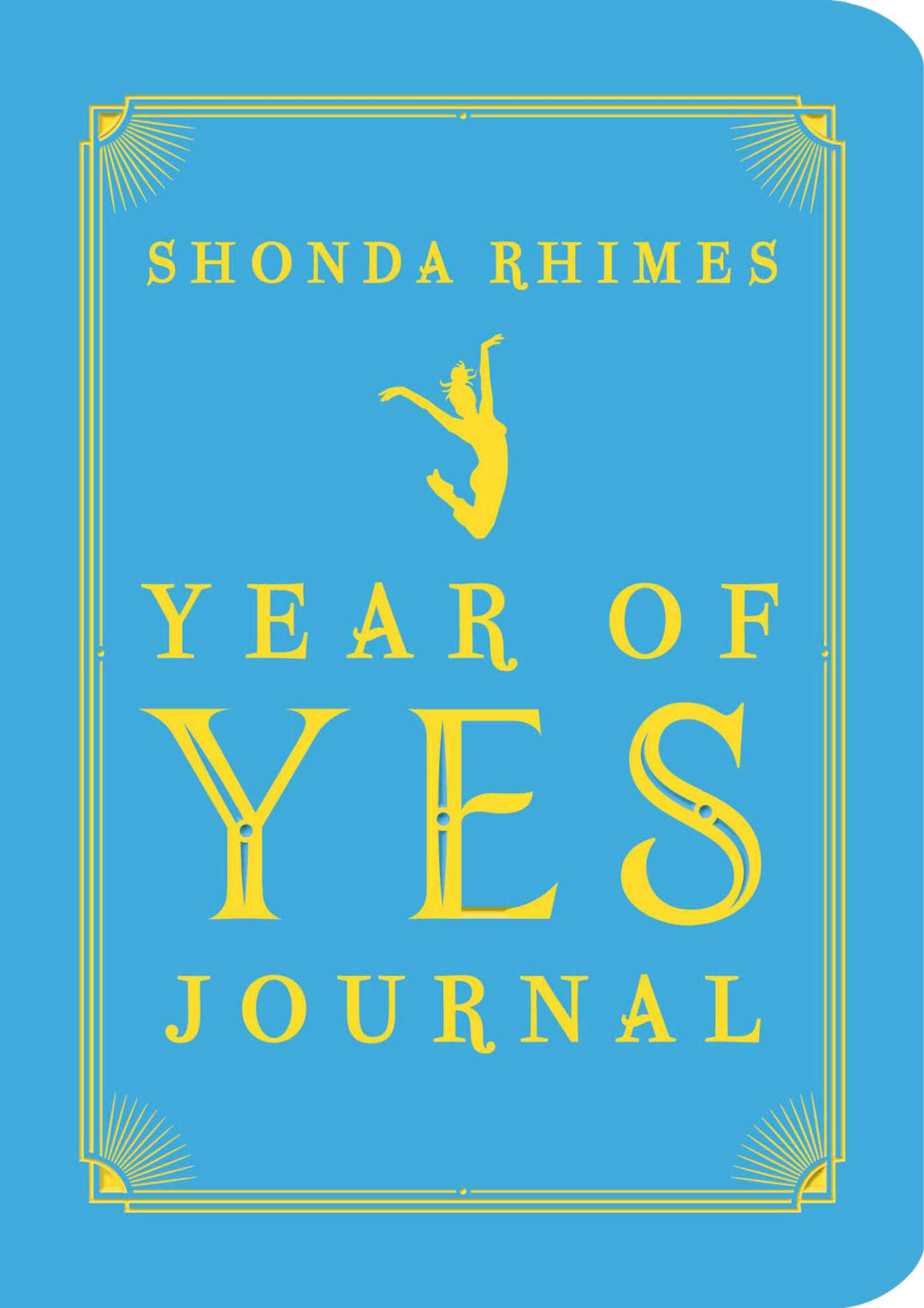 The year of yes journal 9781501163050 hr