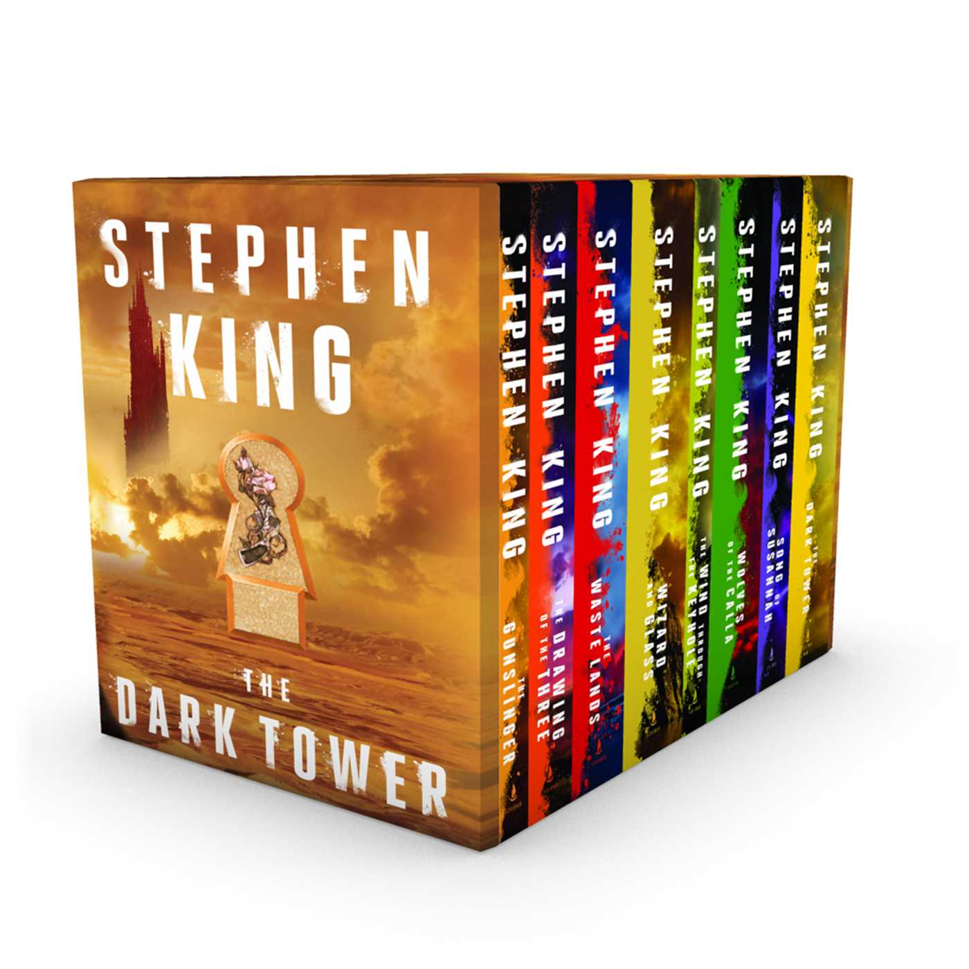 The dark tower boxed set 9781501163562 hr
