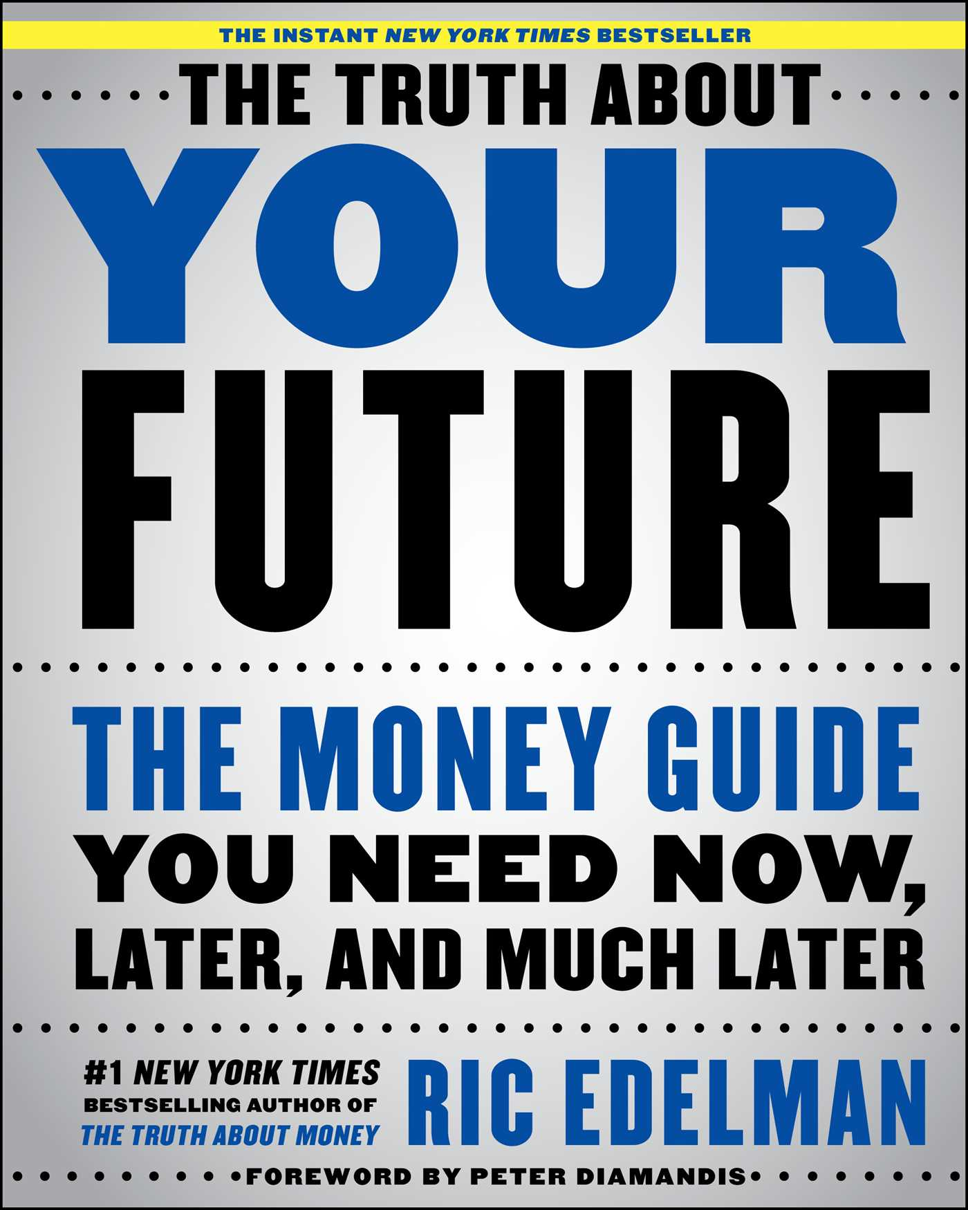 The truth about your future 9781501163807 hr
