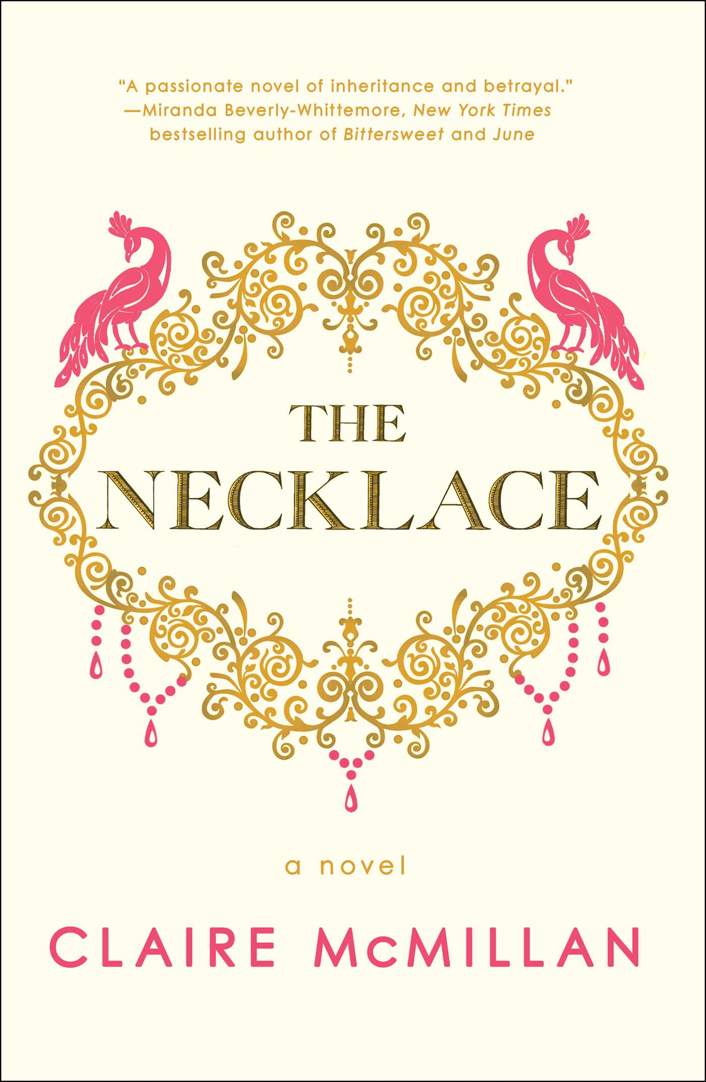 The necklace 9781501165047 hr