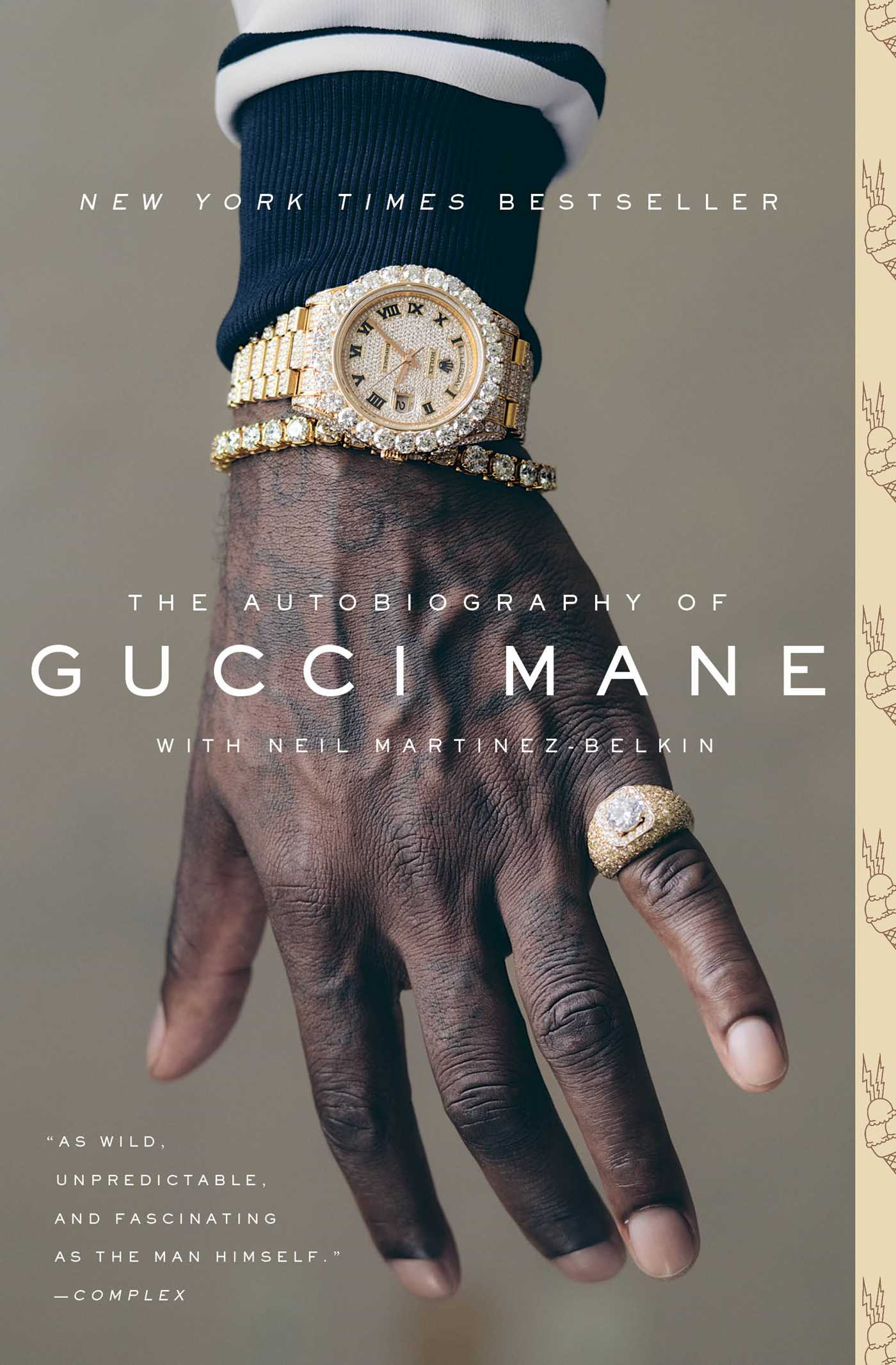 The autobiography of gucci mane 9781501165337 hr