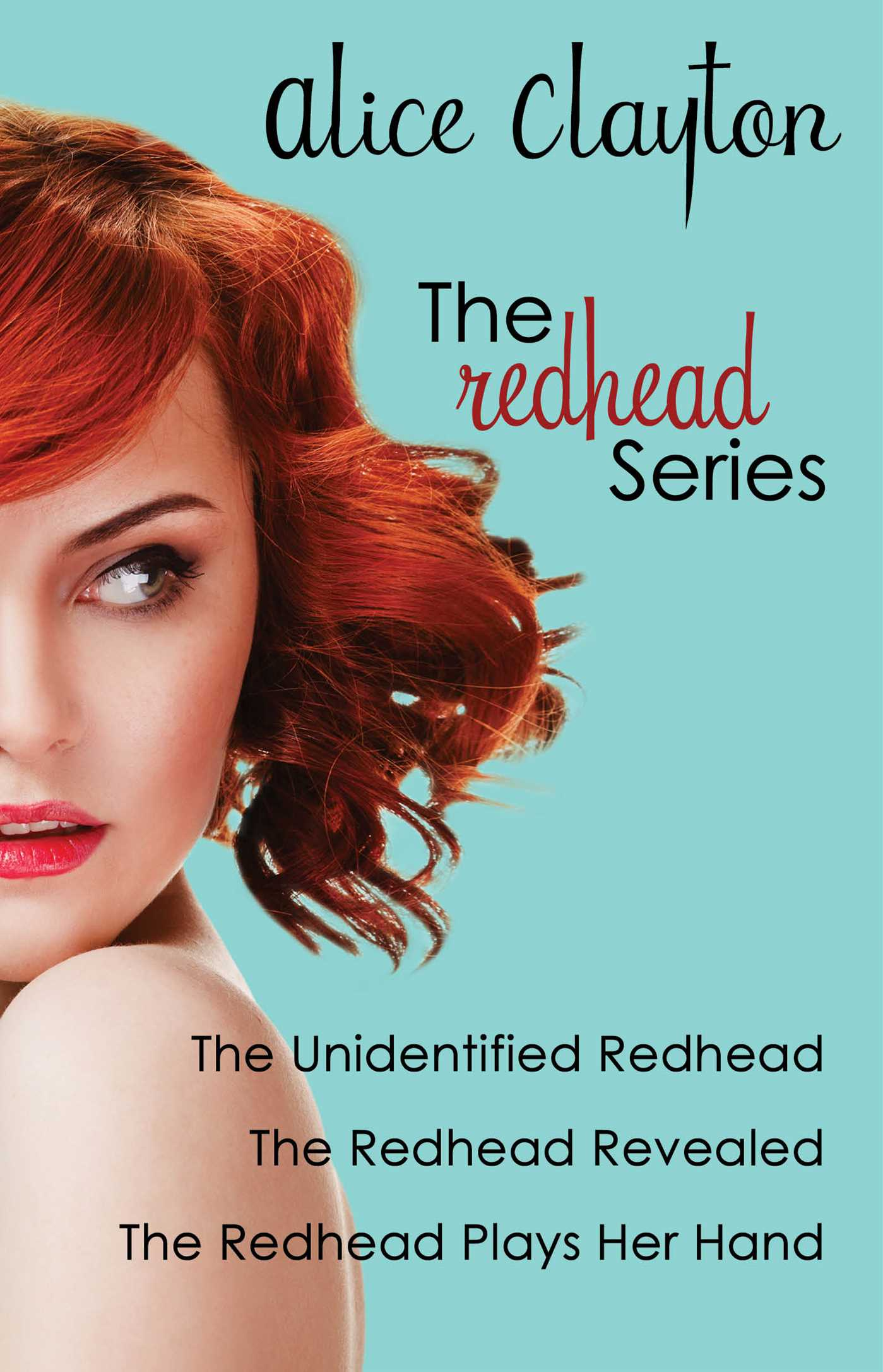 The redhead series 9781501166198 hr