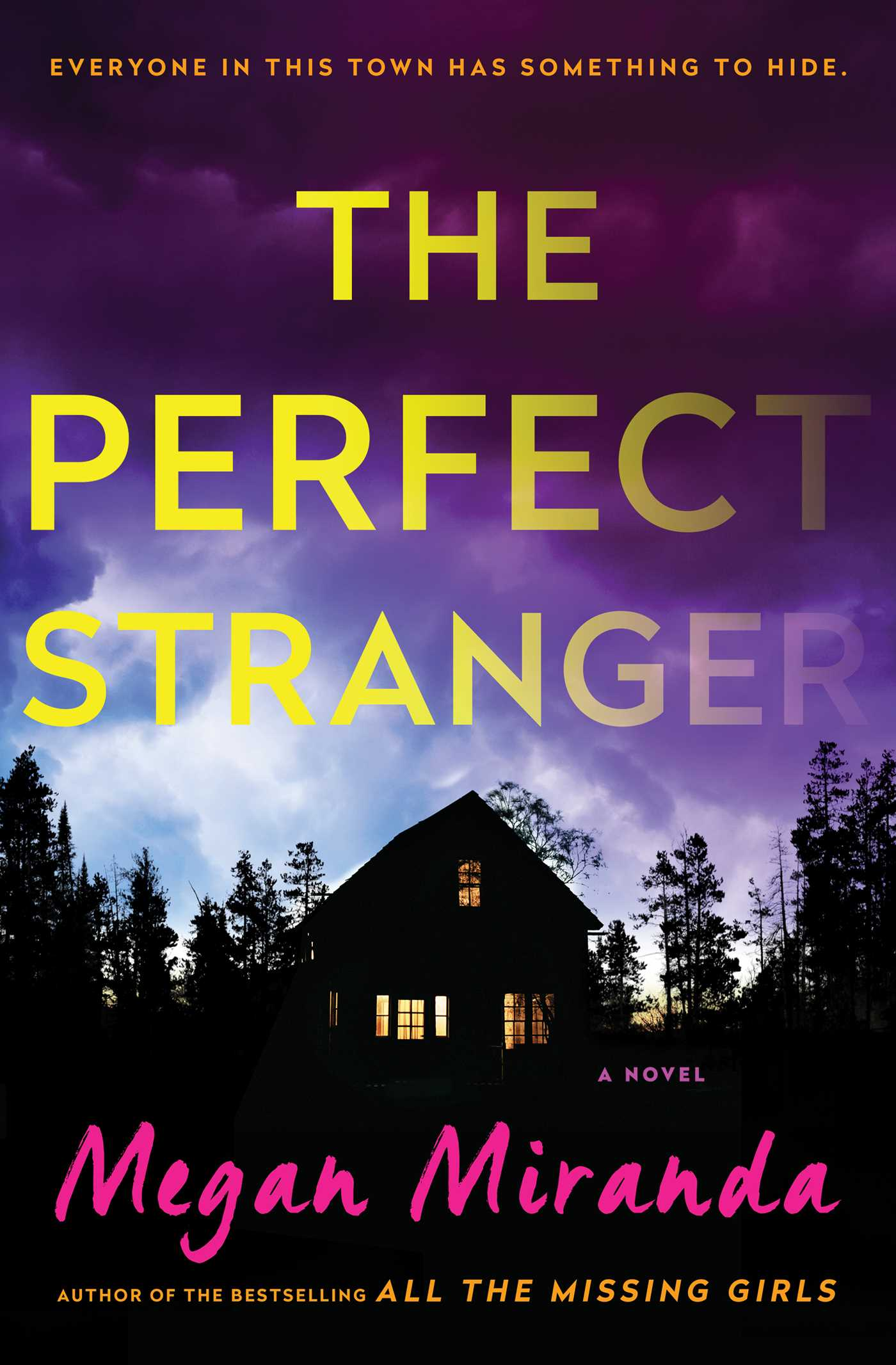 The perfect stranger 9781501166822 hr
