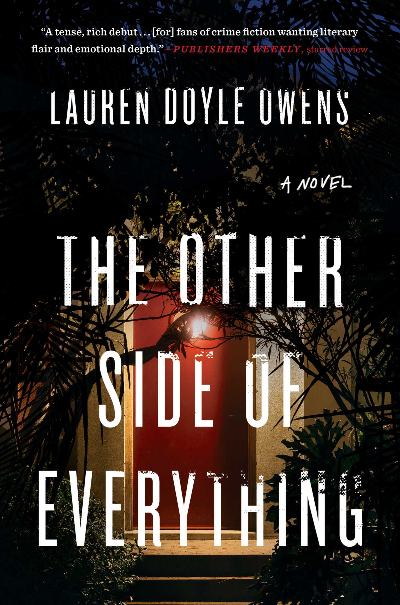 The other side of everything 9781501167799 hr