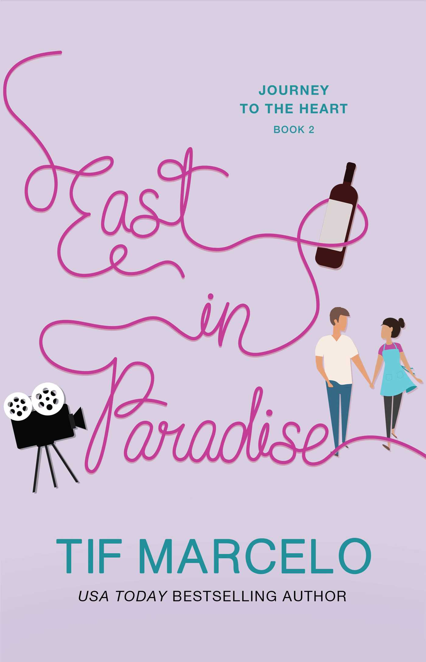 East in paradise 9781501169496 hr