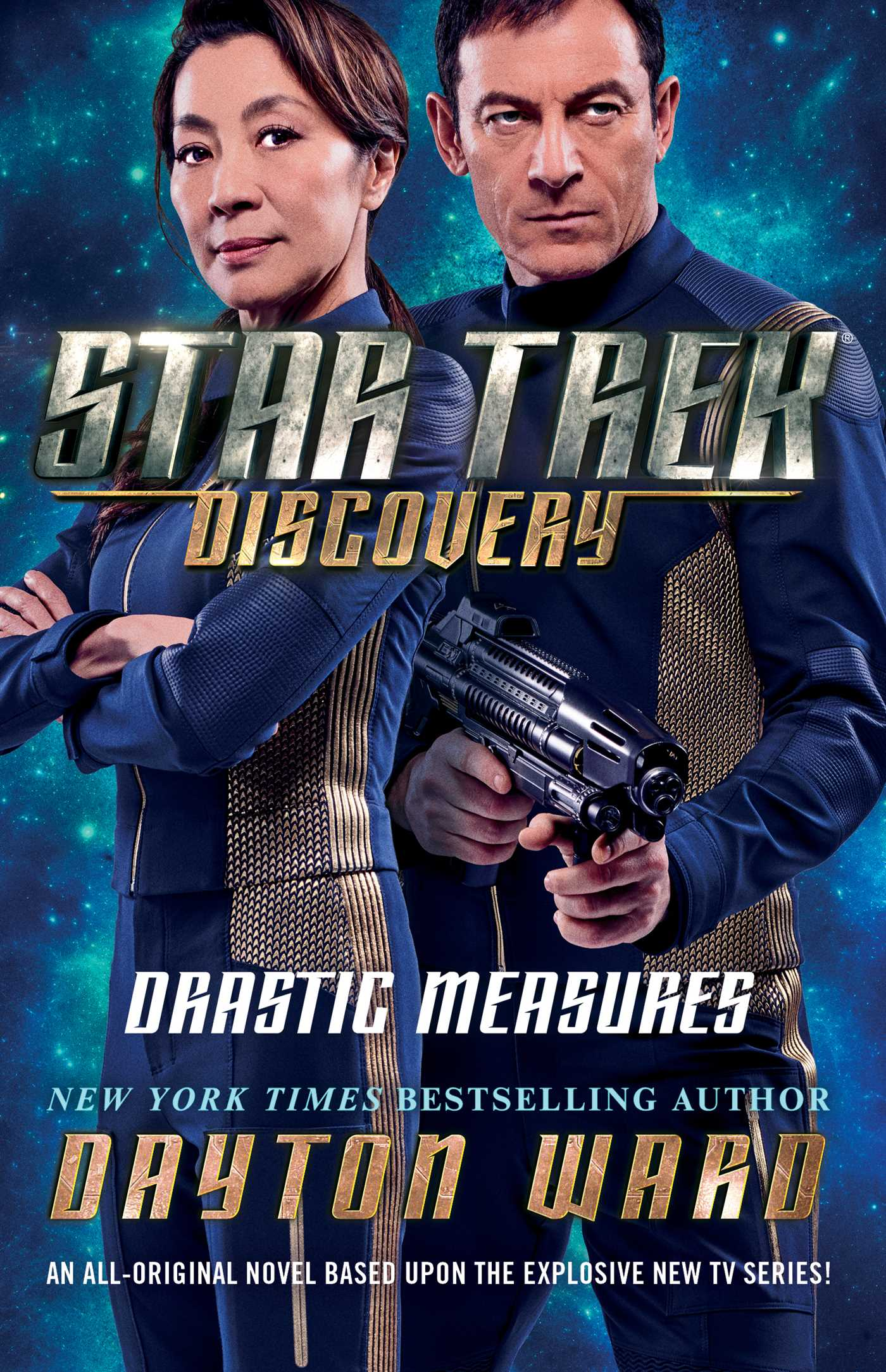 Star trek discovery drastic measures 9781501171741 hr