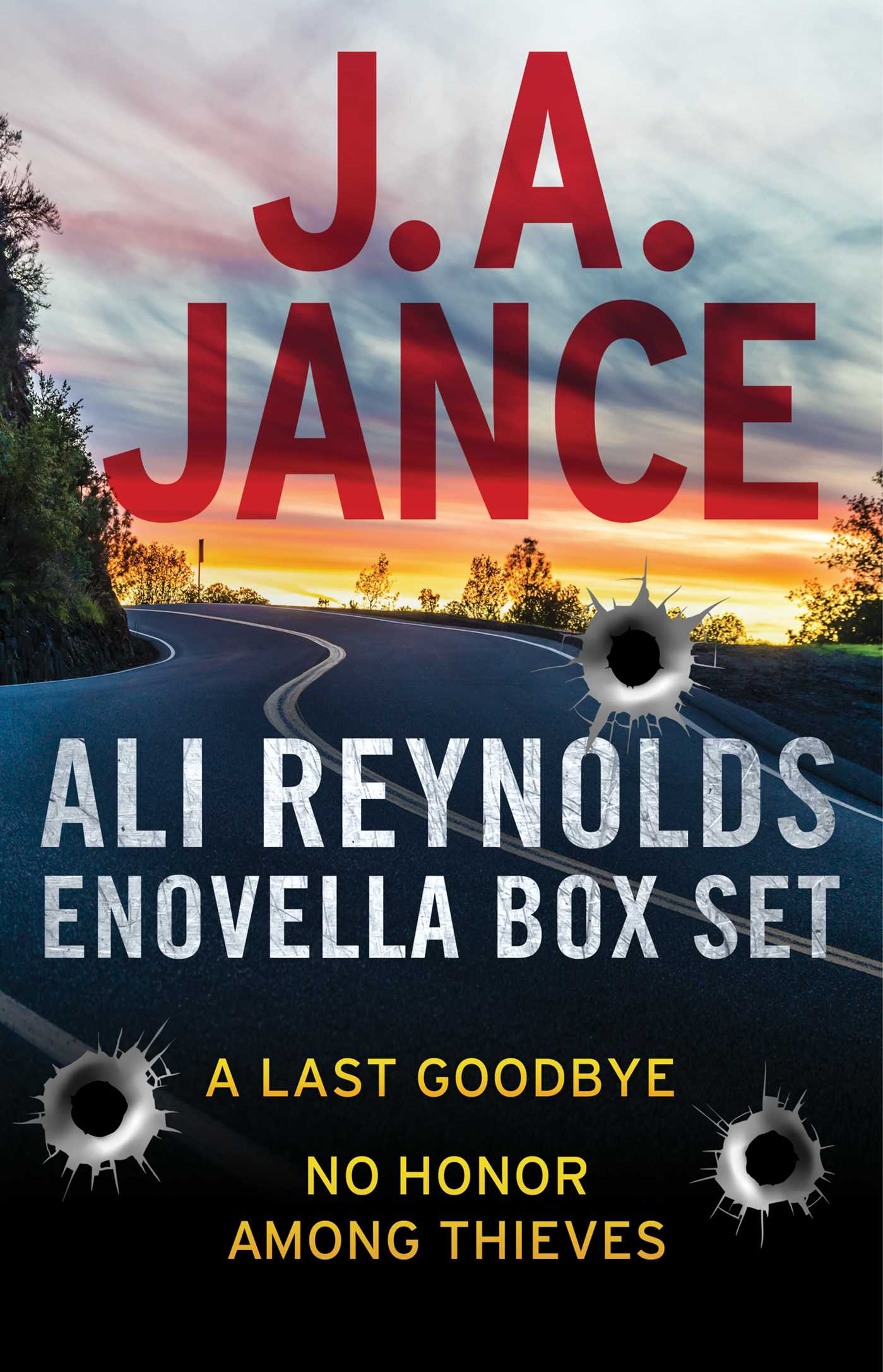 Ali reynolds enovella box set 9781501171888 hr