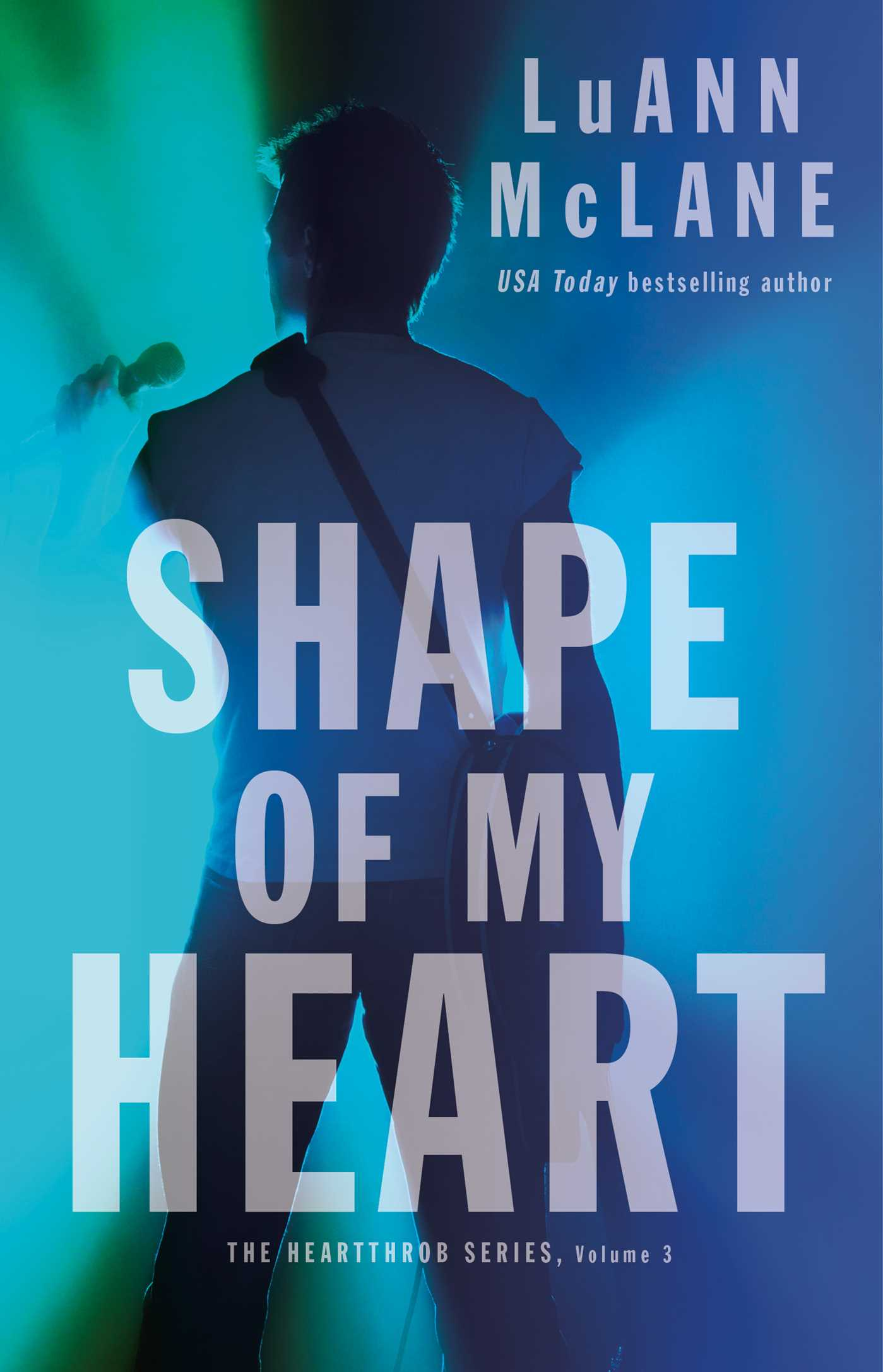 Shape of my heart 9781501172564 hr
