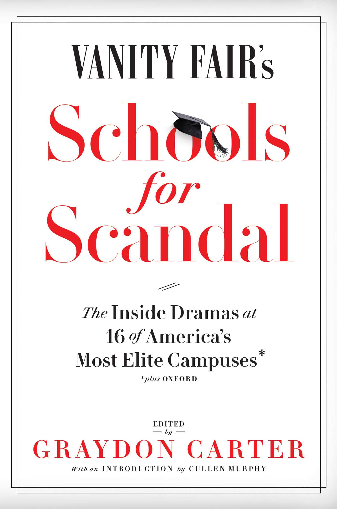 Vanity fairs schools for scandal 9781501173745 hr