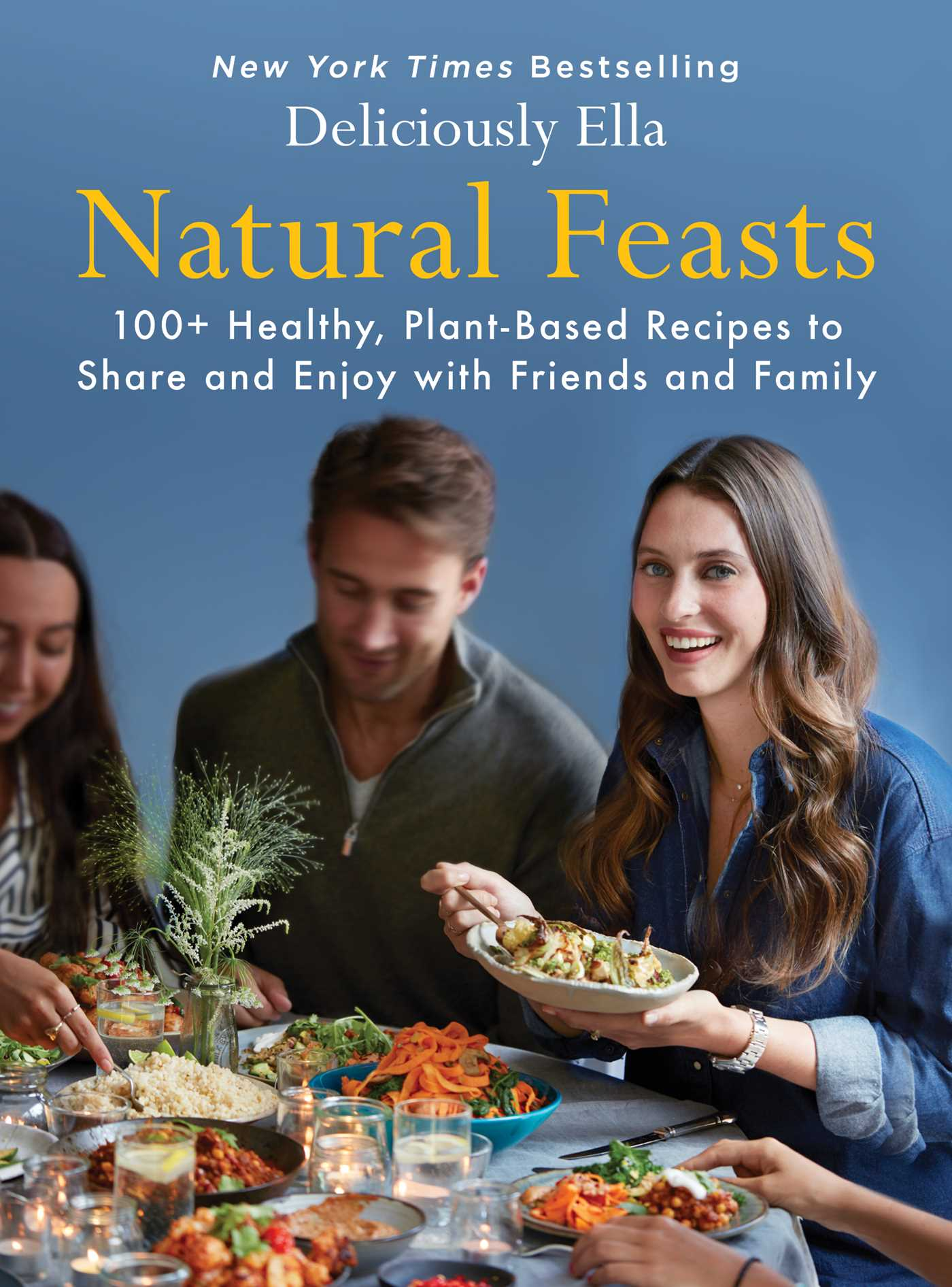 Natural feasts 9781501174285 hr