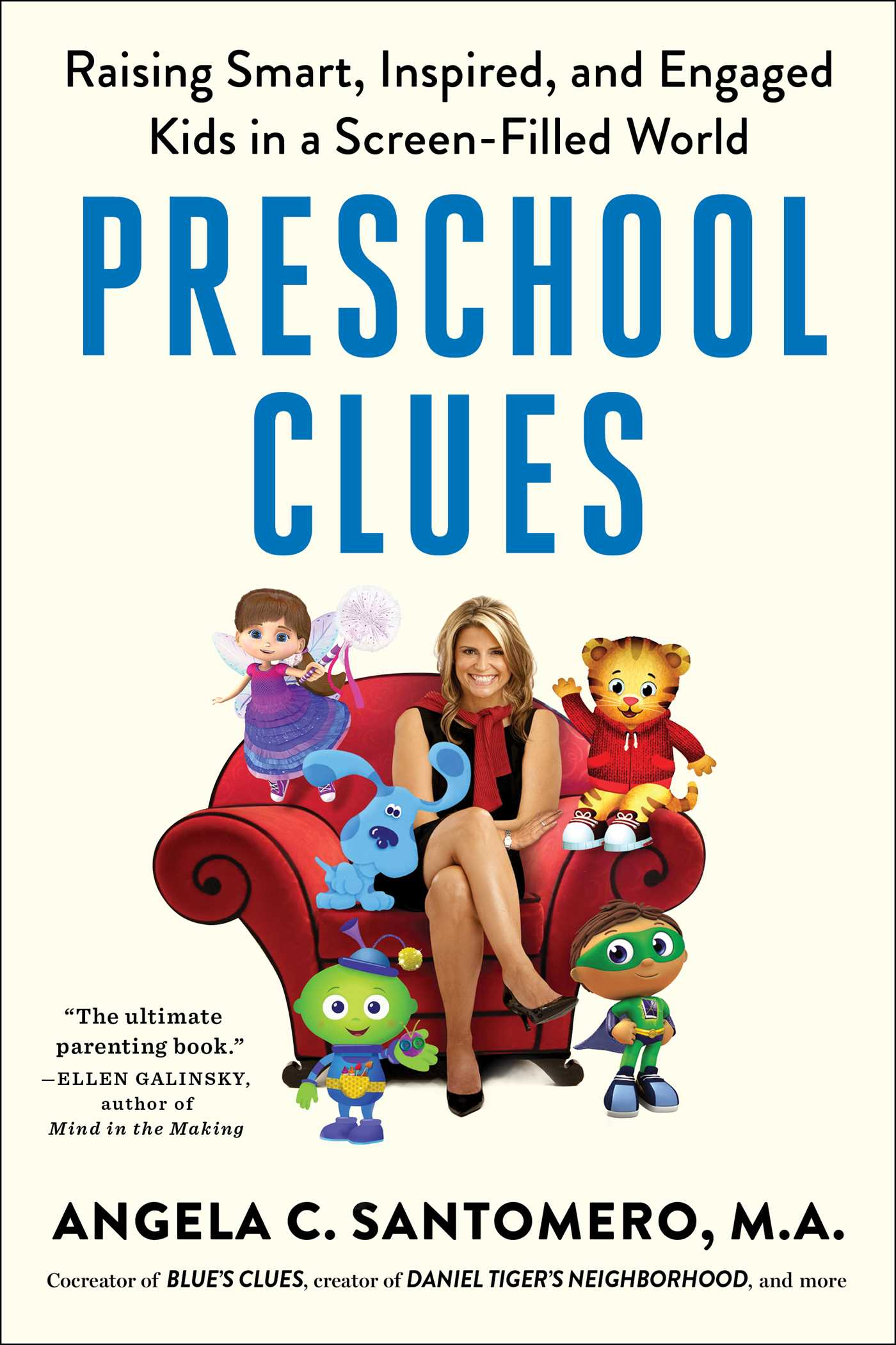 Preschool clues 9781501174339 hr