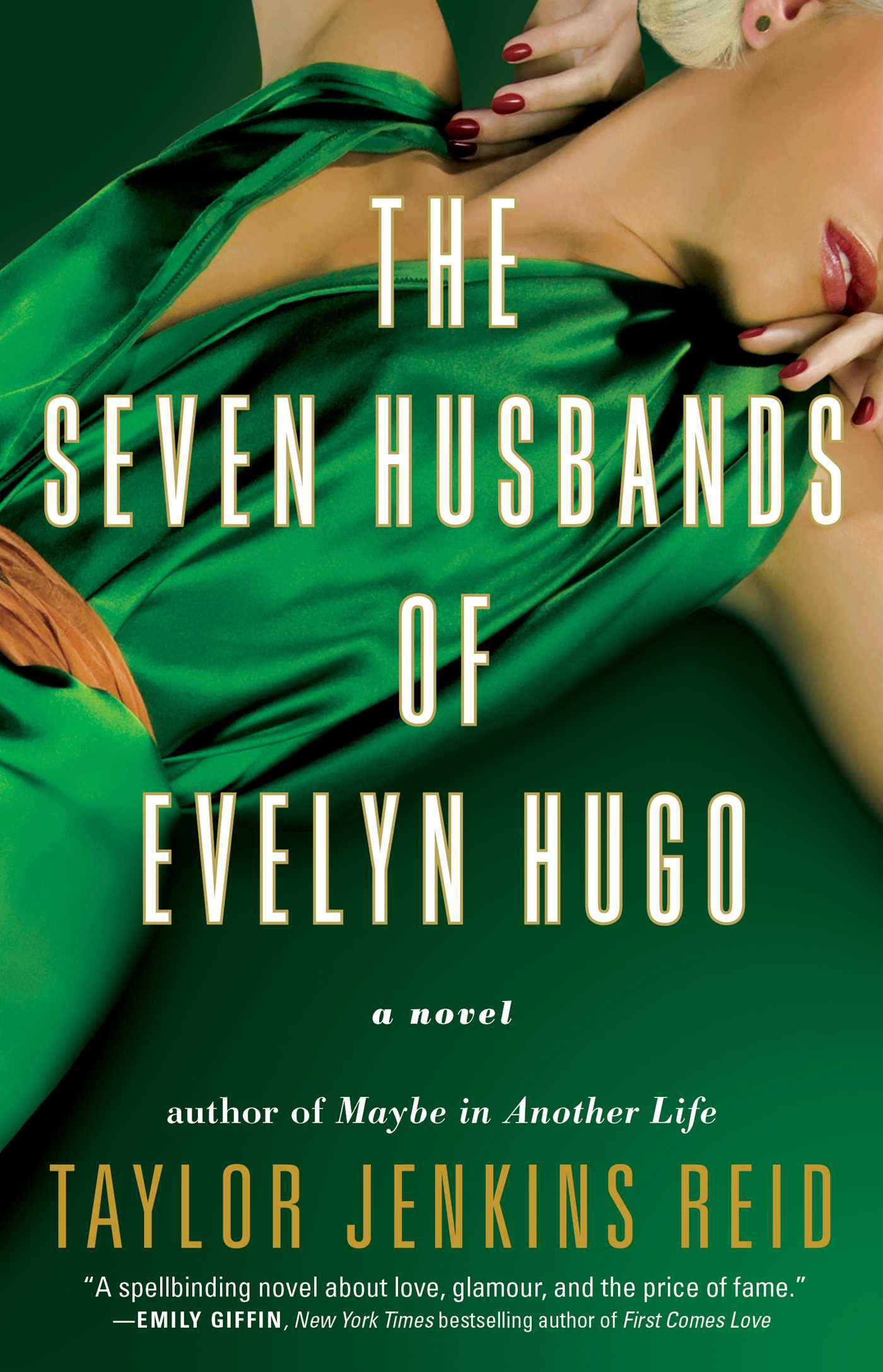 The seven husbands of evelyn hugo 9781501174827 hr