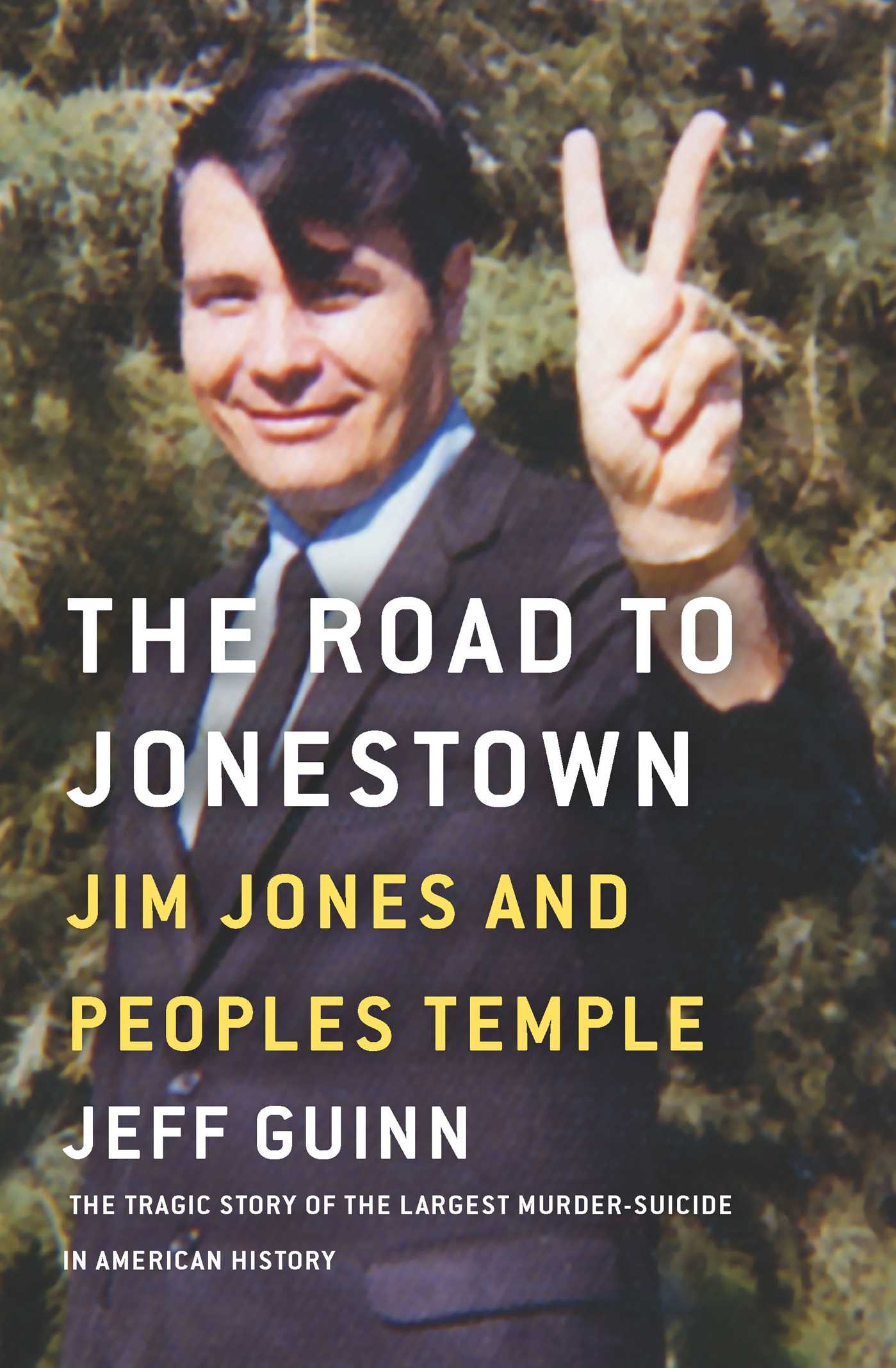 The road to jonestown 9781501175374 hr