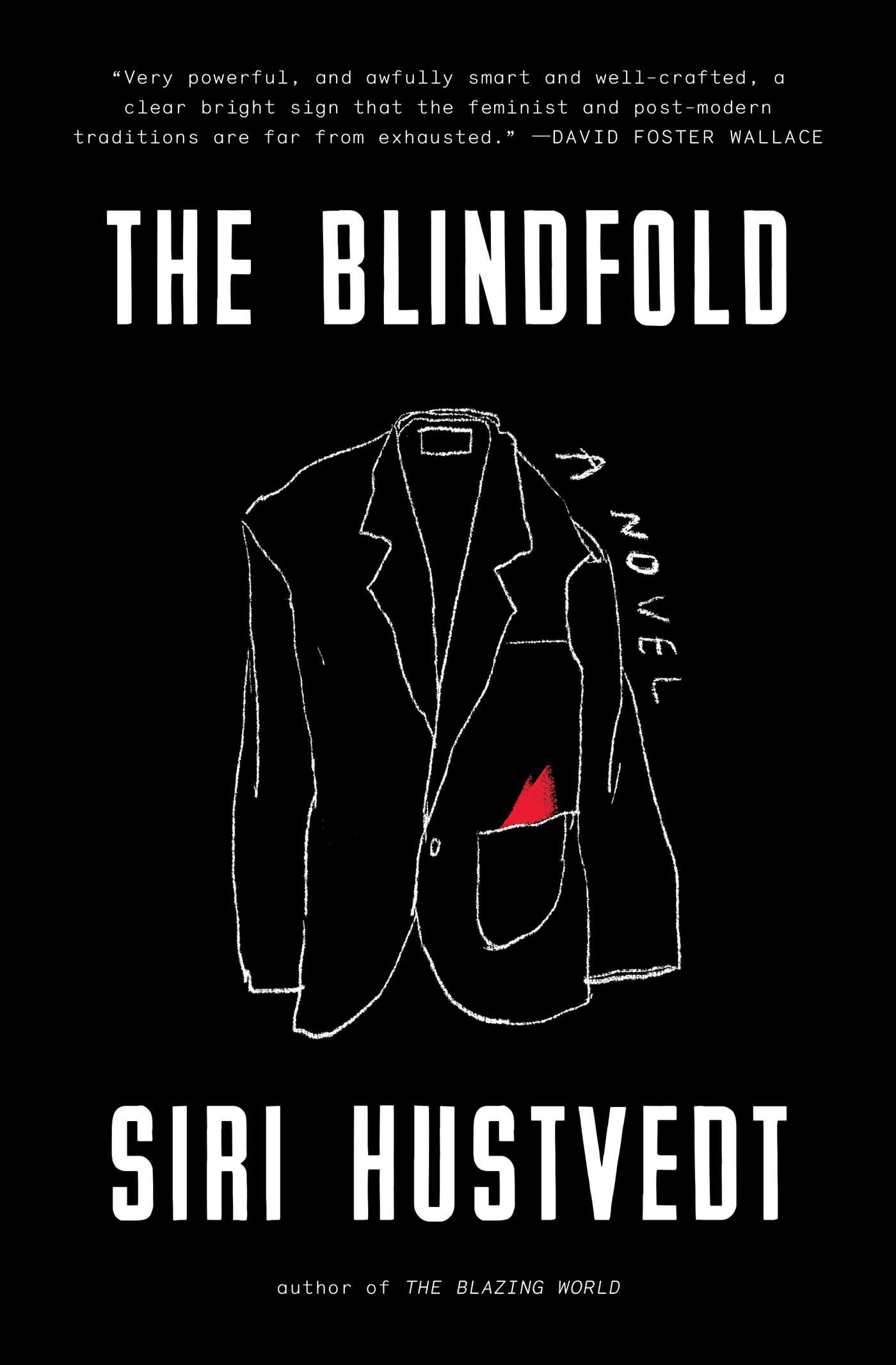 The blindfold 9781501176494 hr