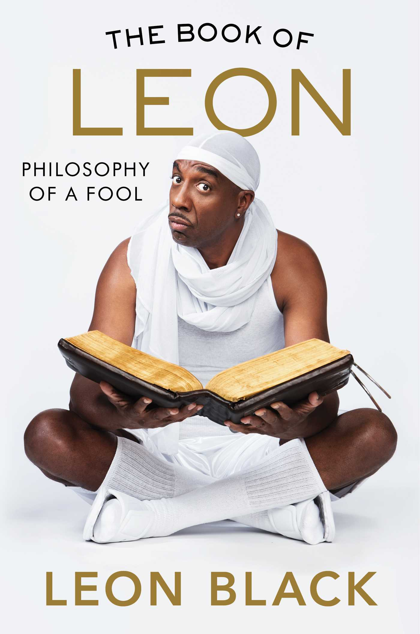 The book of leon 9781501180712 hr