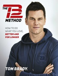 Tom Brady book cover