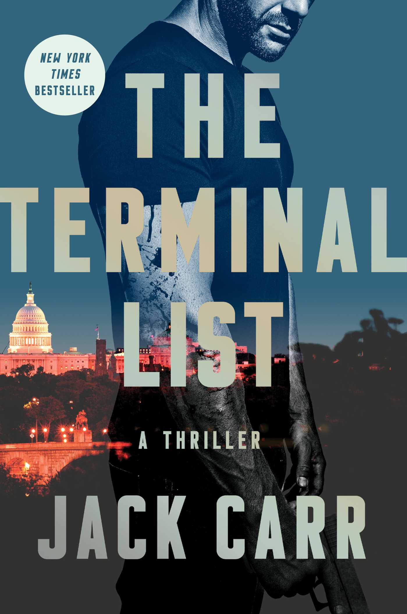 The terminal list 9781501180811 hr