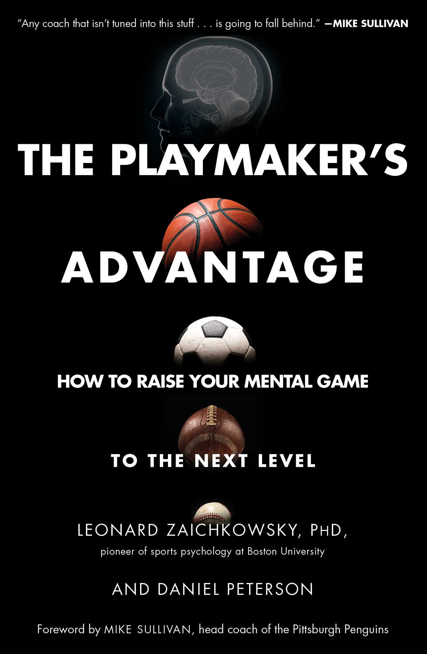 The playmakers advantage 9781501181863 hr