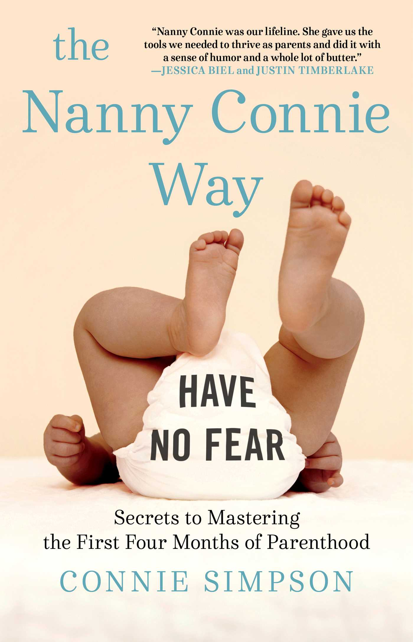 The nanny connie way 9781501184932 hr
