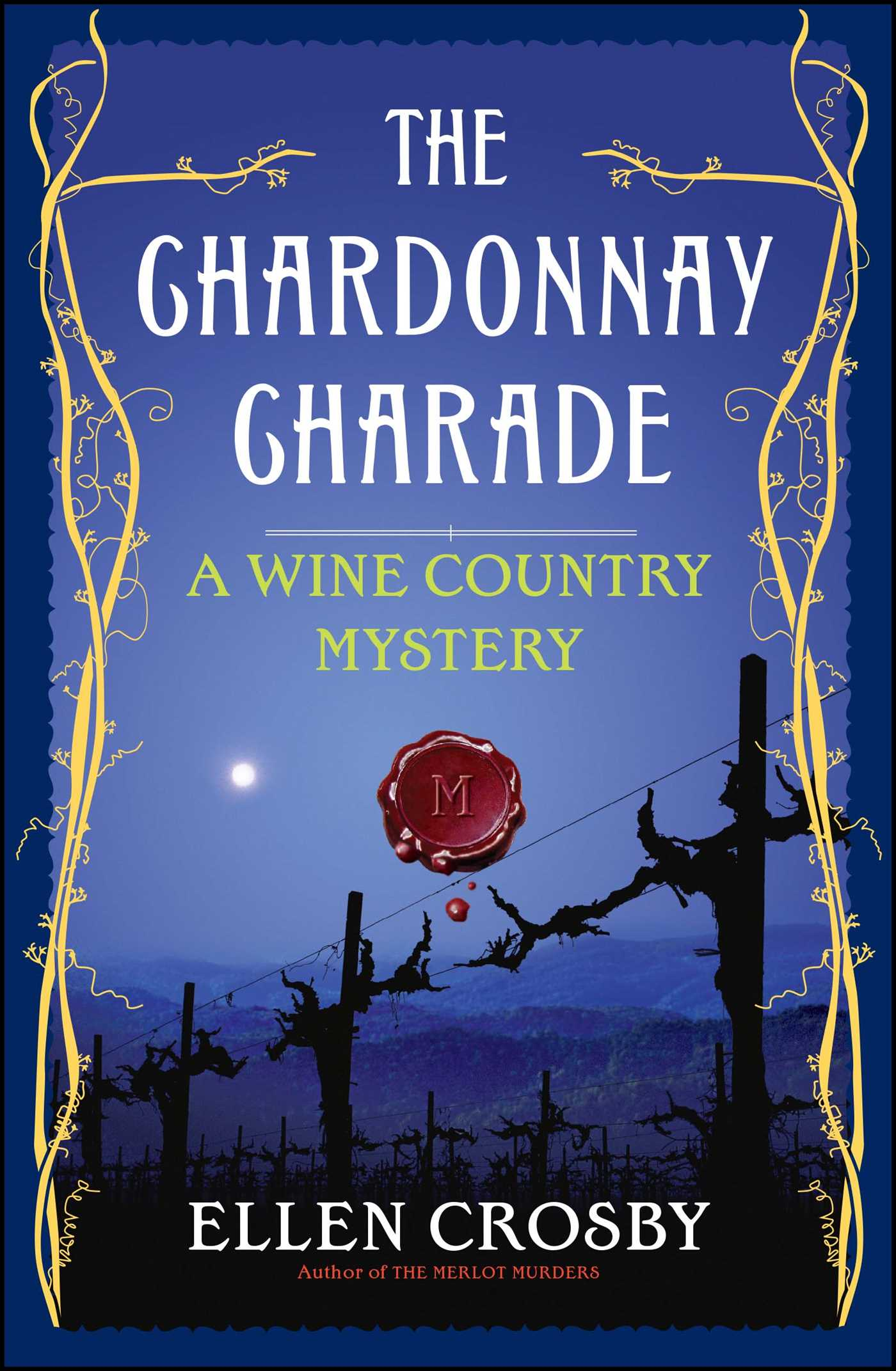 The chardonnay charade 9781501188442 hr