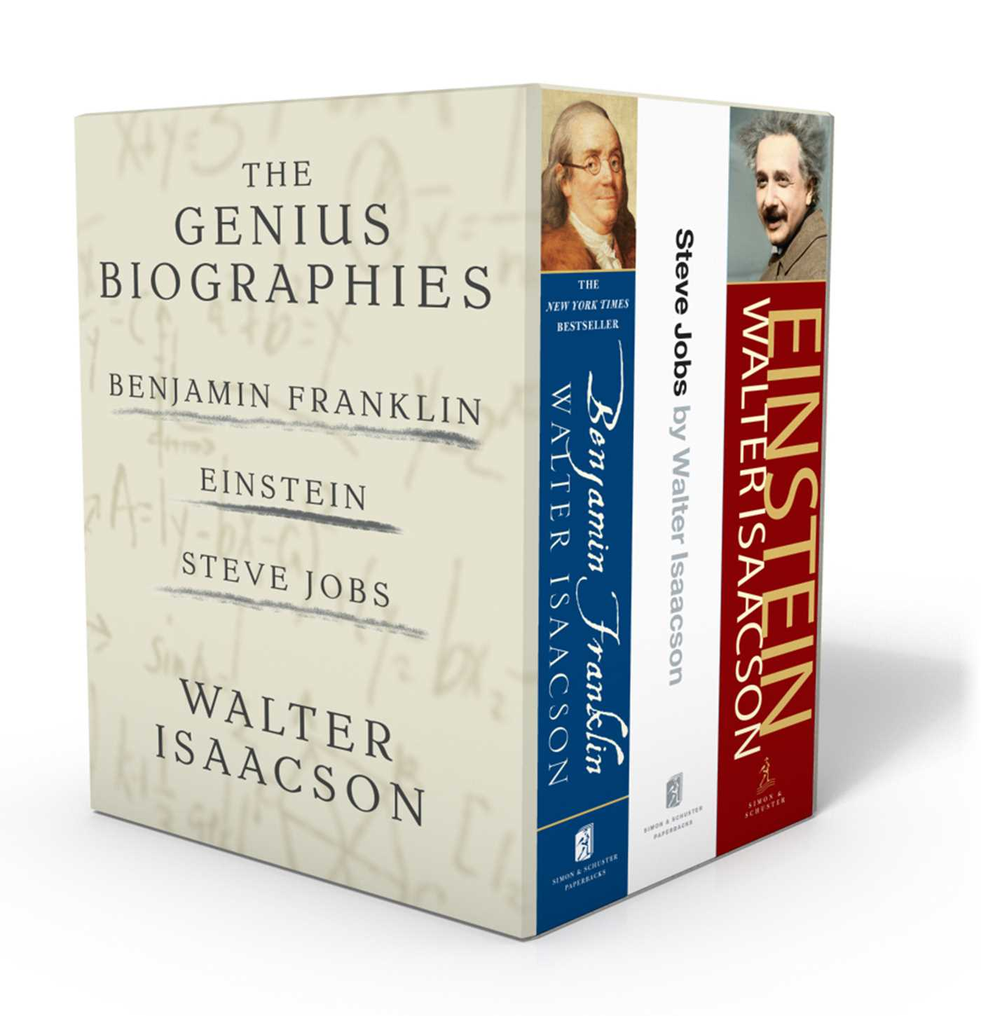 Walter isaacson the genius biographies 9781501189012 hr