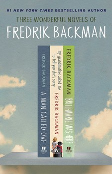 The Fredrik Backman Box Set