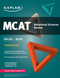 MCAT Behavioral Sciences Review