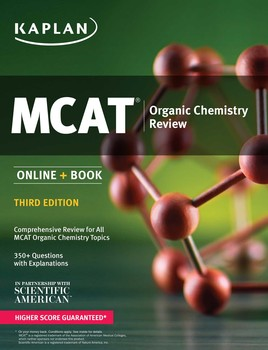 MCAT Organic Chemistry Review