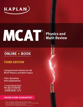 MCAT Physics and Math Review