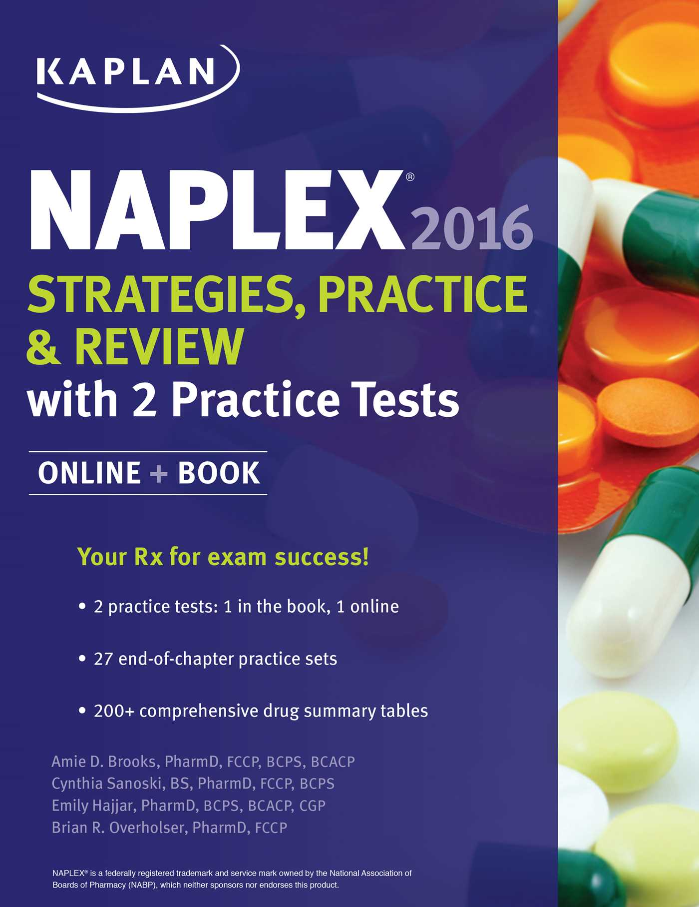 Kaplan 12 Practice Tests for the SAT 2015-2016 (Kaplan Test Prep)-ExLibrary