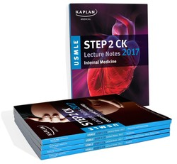 USMLE Step 2 CK Lecture Notes 2017: 5-Book Set