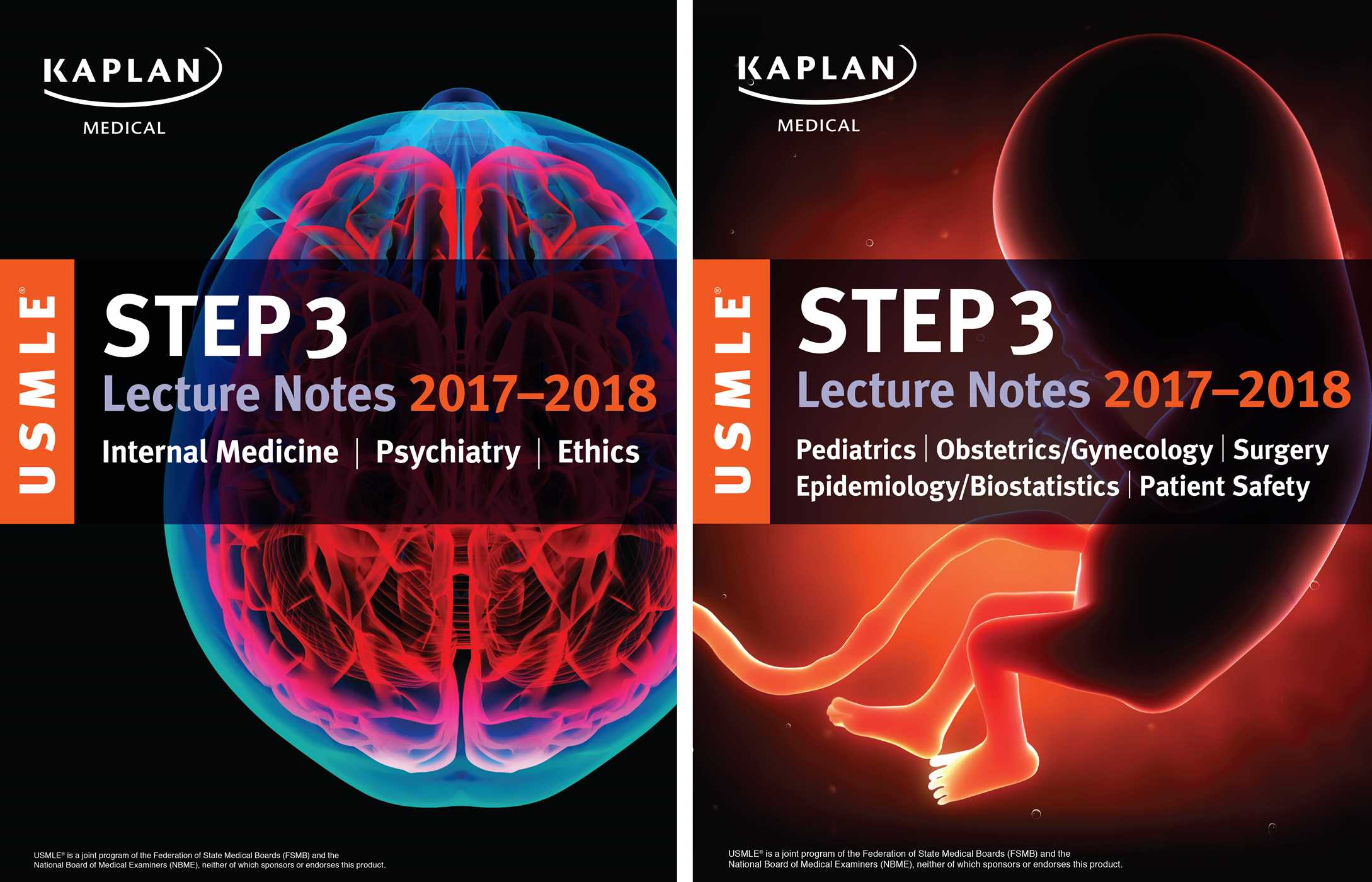 NEW KAPLAN USMLE 2017 STEP 1 LECTURE NOTES (FREE FIRST AID BOOK and FREE DVDs)