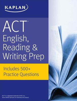 ACT English, Reading, & Writing Prep