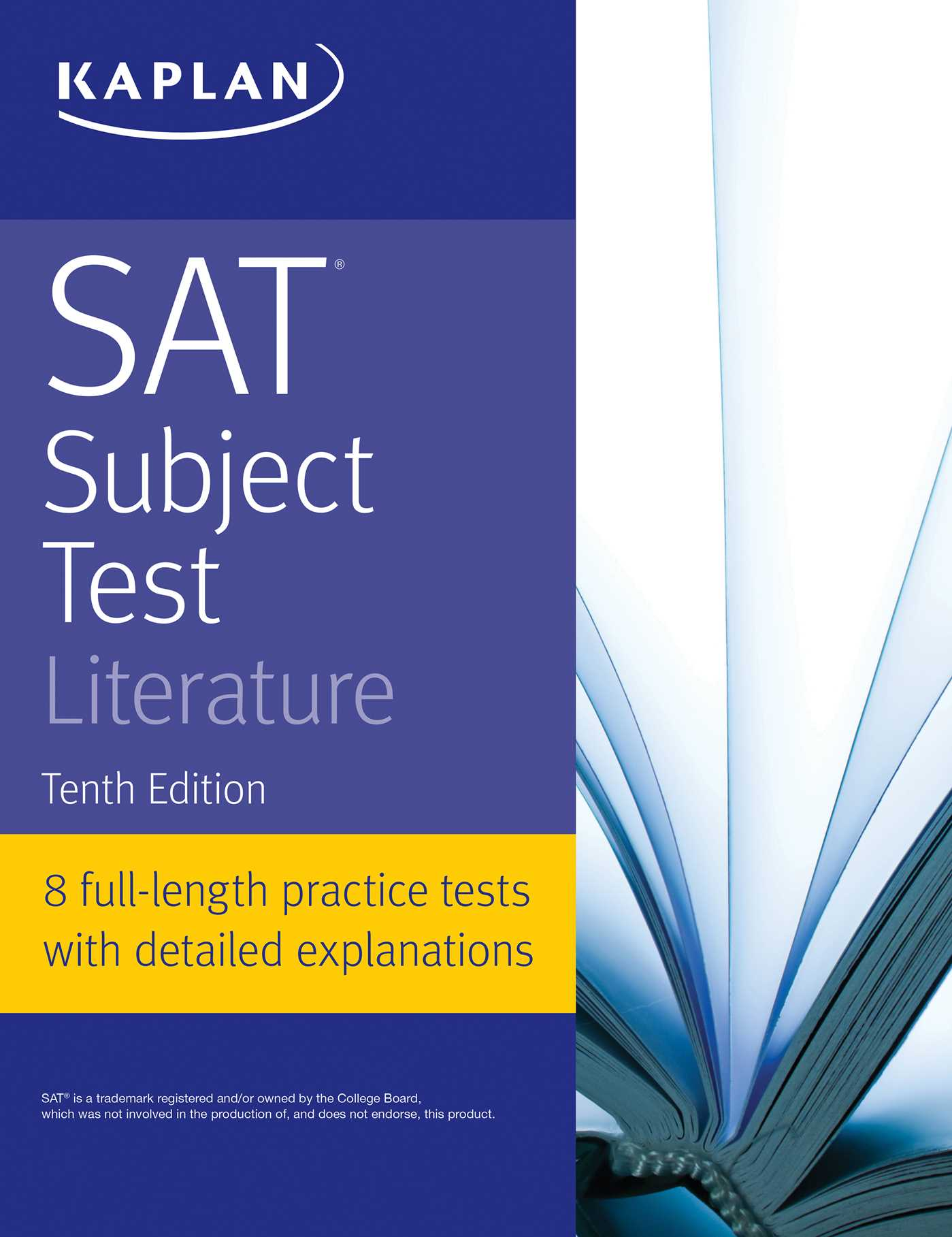 Sat subject test literature ebook by kaplan test prep official tenth edition ebook 9781506212760 fandeluxe Image collections