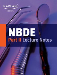 NBDE Part II Lecture Notes