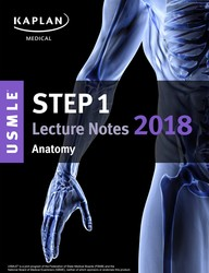 USMLE Step 1 Lecture Notes 2018: Anatomy