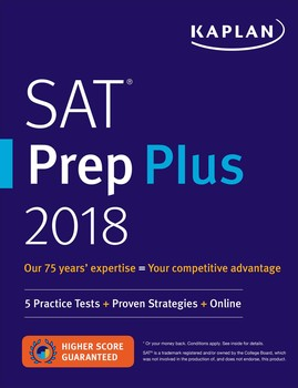 The 2018 edition of The Official SAT Study Guide doubles the number of  official SAT® practice tests to eight – all of them created by the test  maker.