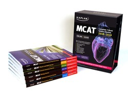 MCAT Complete 7-Book Subject Review 2018-2019