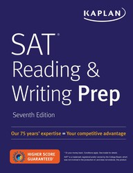 SAT Reading and Writing Prep