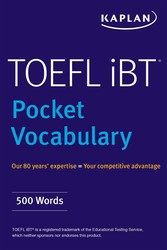 TOEFL Pocket Vocabulary