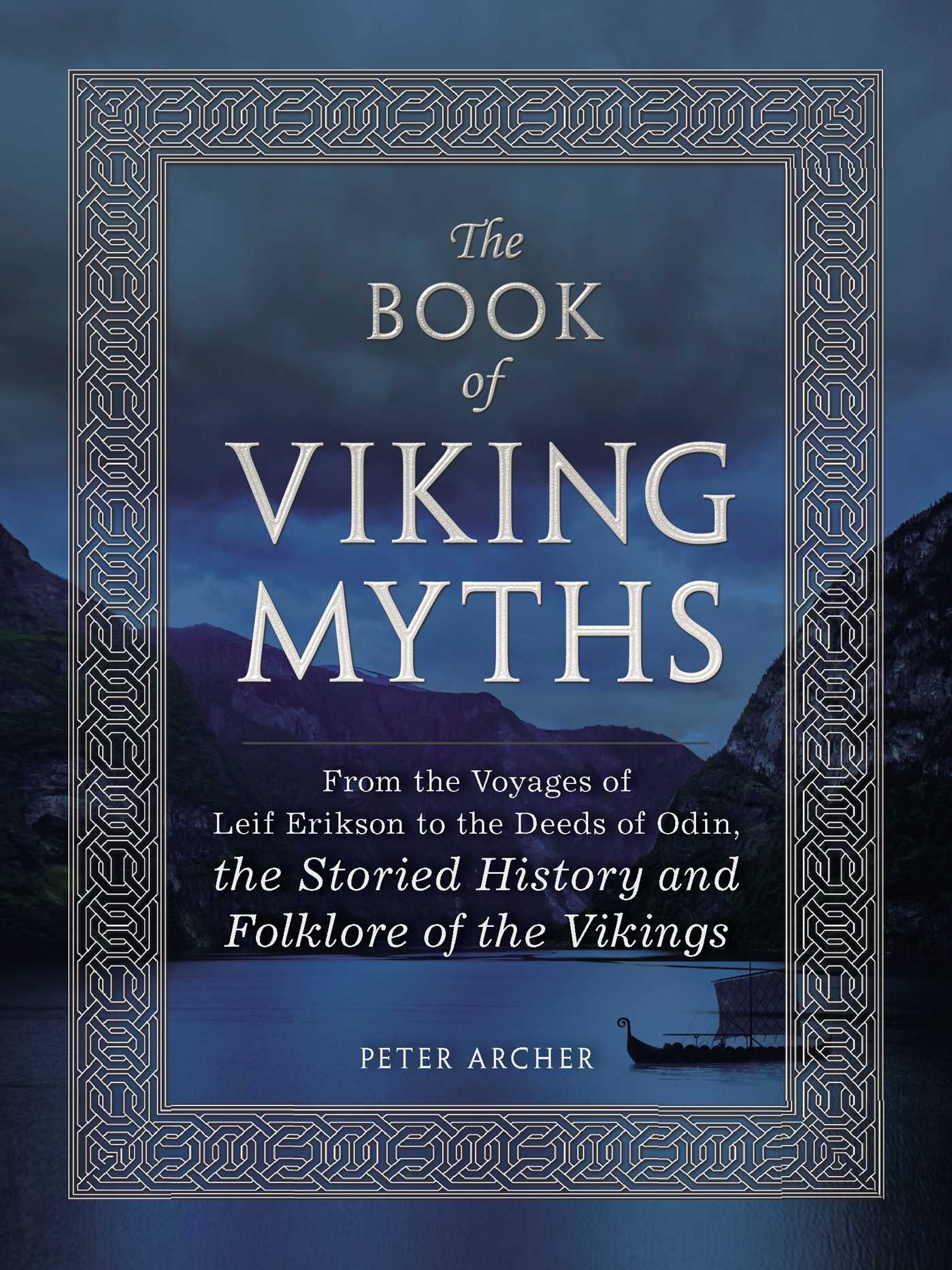 The book of viking myths 9781507201442 hr